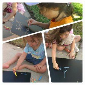 Chalk-a-Doodle